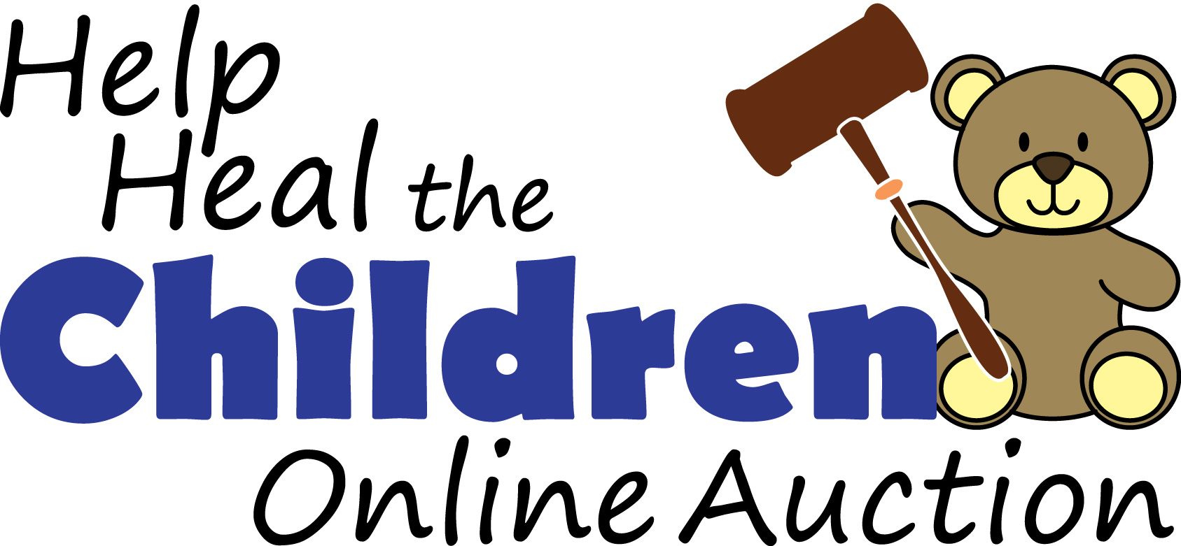 Help Heal the Children Online Auction Logo